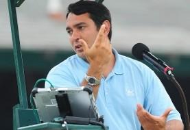 Iranian-American Ali Nili umpires for Wimbledon final