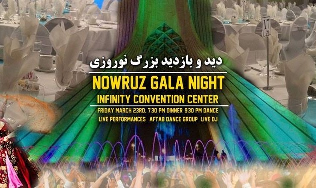 Nowruz Gala Night in Ottawa