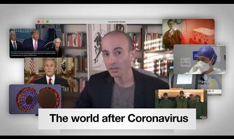 What is More Dangerous than Coronavirus? Views by Yuval Harari and ...
