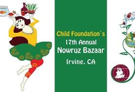 Nowruz Bazaar- Irvine