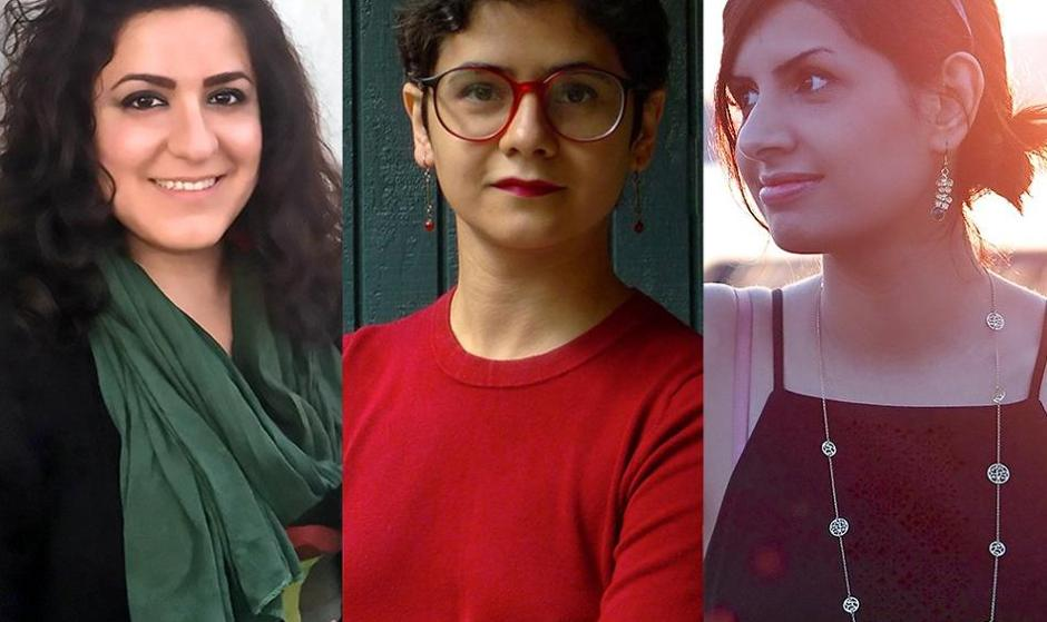 Washington Premiere of New Music by Iranian Women Composers