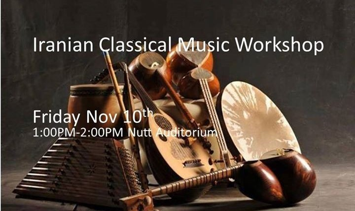 Iranian Classical Music Workshop