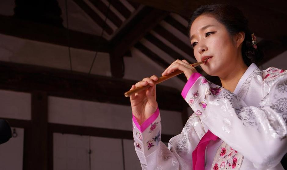 Gamin & Nangye Gugak: Court and folk music of Korea