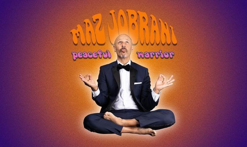 Maz Jobrani Comedy: Peaceful Warrior, Extra London Show Added