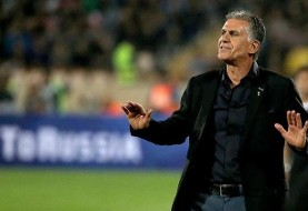 Queiroz talks about contract, Lashes out at Minister