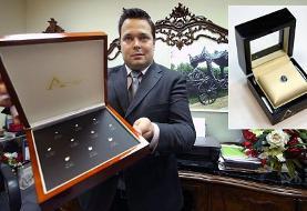 تولید الماس از خاکستر مردگان توسط شرکت سوئیسی!