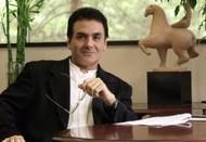 Dr. Firouz Naderi: