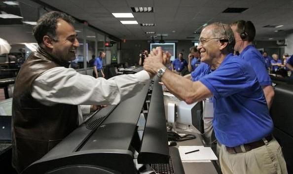NASA's Dara Sabahi discusses Mars Exploration and the Curiosity Lander