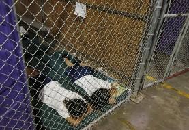 علیرغم انتقاد همسر، دفاع ترامپ از جدا سازی کودکان مهاجر در قفسهای شهرهای مرزی: اجازه نمیدهم آمریکا اردوگاه مهاجران شود