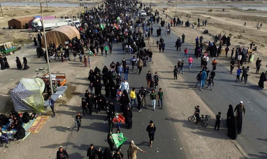 طوفان در مرز مهران یک کشته و ۱۵ زخمی در میان زائران عازم عراق بر جای گذشت: زائران سمت مرزهای جنوبی بروند