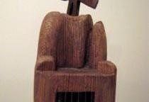 نمایشگاه آثار مجسمه ای فرزانه مهری