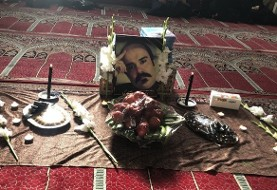 وحید صیادی نصیری شب یلدا را نخواهد دید: پیکر زندانی سیاسی که به دلیل اعتصاب غذا در زندان جان باخت، جمعه به خاک سپرده شد