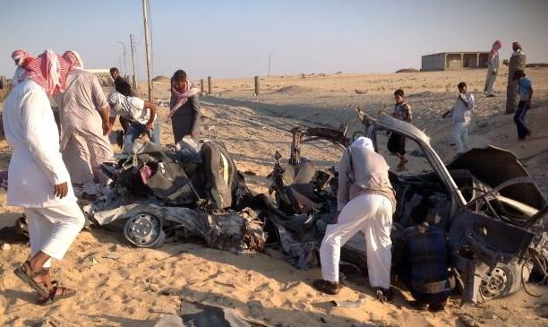 ارتش مصر: در پی حمله داعش در سینا، ۲۴ تروریست و ۶ نظامی مصری کشته شدند