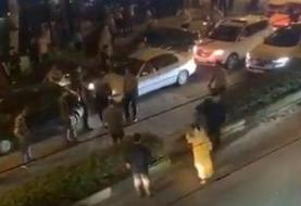 Woman Goes Wild, Removes Hijab, Starts Dancing in the Holy City of Mashhad