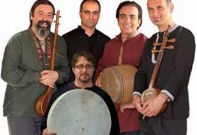 Namaad ensemble in Konya International Mystic Music Festival
