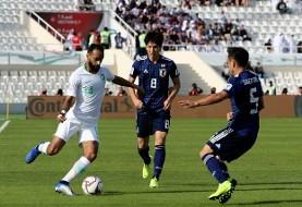 پیروزی یک بر صفر ژاپن مقابل عربستان: سرمربی عربستان استعفا کرد!