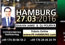The biggest NOWRUZ Concert in HAMBURG