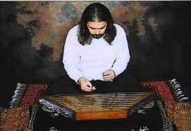 Santur Playing by Faraz Minooei