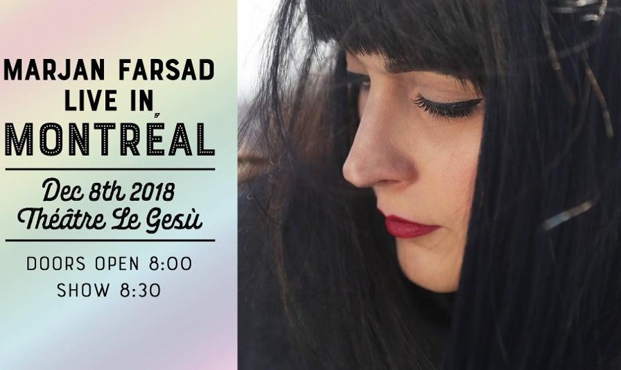 Marjan Farsad Live In Montreal