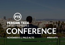 ۶th Annual Persian Tech Conference: PTE ۶ with Pedram Keyani