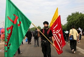 In Pictures: Millions of Shias Parade in Iraq To Commemorate Imam Hussein