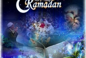 Beginning Of Holly Month Of Ramadan