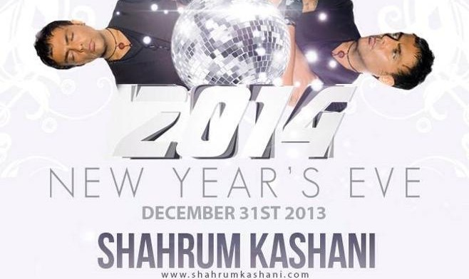 Shahram K Concert in Orange County