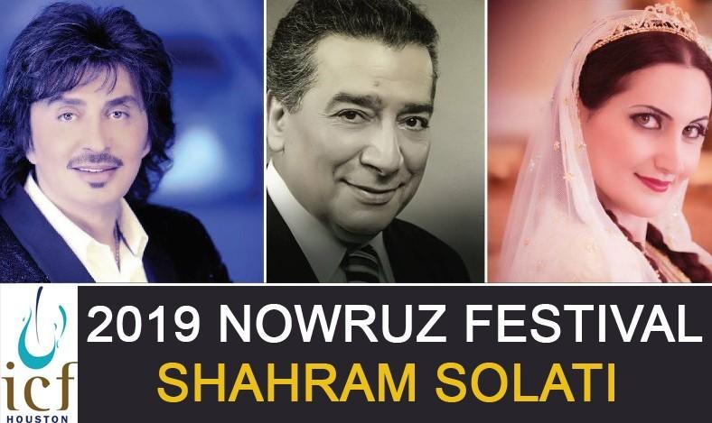Nowruz 2019 Festival with Shahram Solati