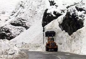 برف و کولاک در جادههای ایران از امشب: احتمال ریزش بهمن در جادههای کوهستانی البرز