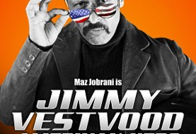 Jimmy Vestvood: Amerikan Hero, Maz Jobrani's New Film