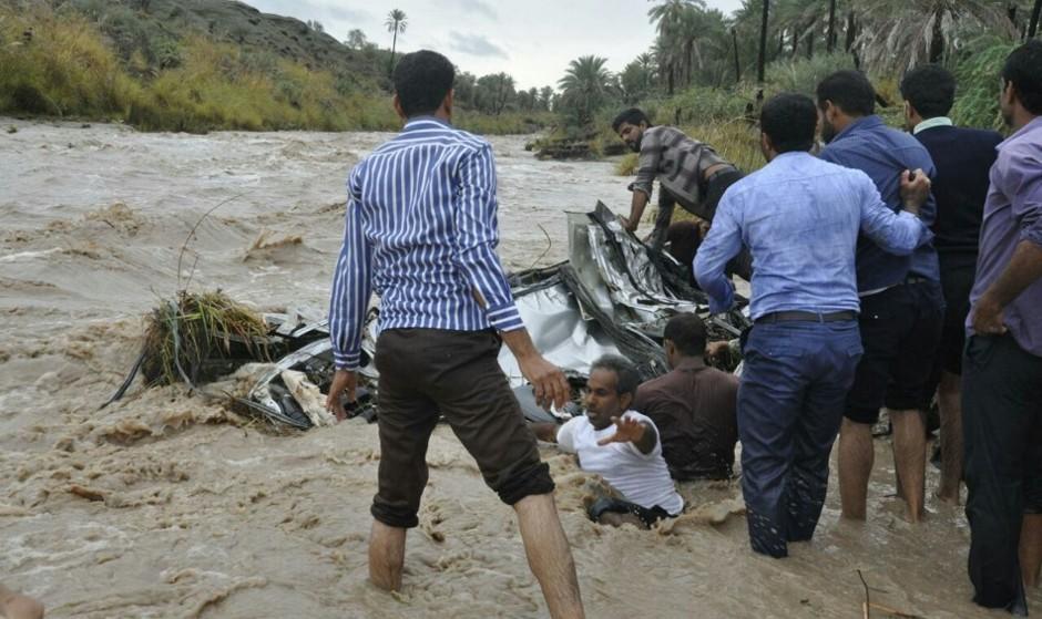 اخطاریه سازمان هواشناسی: احتمال وقوع سیلابهای ناگهانی در گلستان