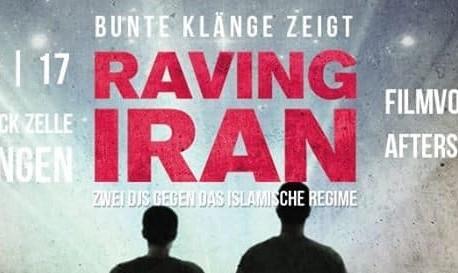 Bunte Klänge: Raving Iran (Film + Afterparty)