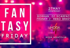 Iranian Party with DJ Borhan: Fantasy Friday