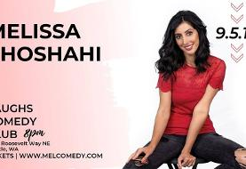 Melissa Shoshahi Live Stand-Up Comedy in Seattle!