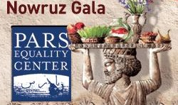Pars Equality Center's 4th Annual Nowruz Gala