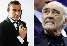 شون کانری، بازیگر نقش جیمزباند در ۹۰ سالگی درگذشت