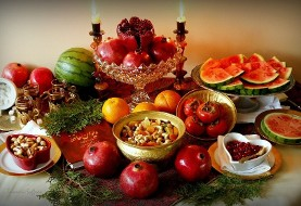 Yalda Celebration with IAB