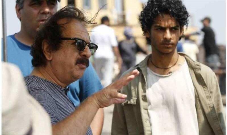 هنرپیشه «آن سوی ابرها» مجید مجیدی جایزه بهترین هنرپیشه تازهکار اسکار هندوستان را دریافت کرد