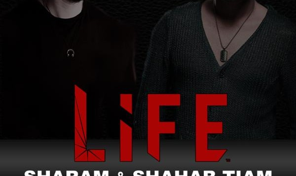 Sharam & Shahab Tiam ... December 25th ... Official Concert After Party at LiFE in Las Vegas