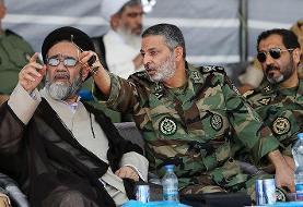 سرلشکر سیدعبدالرحیم موسوی: به هر قیمتی پای انقلاب هستیم!