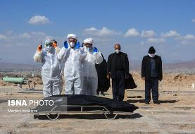 صدها کشته یا بیمارستانی در روز: ۲۵ استان کشور درگیر شیوع بالا و ابتلای شدید کرونا هستند