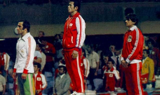 مرگ مشکوک قهرمان المپیک کشتی و رقیب ژاپنی منصور برزگر