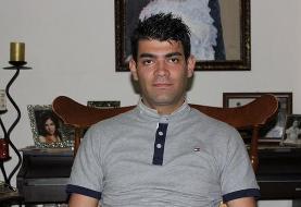 نادر مختاری، زندانی سیاسی و از معترضان آبان به علت ضربات باتوم جان باخت