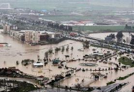 نیاز ضروری سیلزدگان به غذا، توالت، حمام برای سیلزدگان: سیلاب آب ۶۲۰ روستای لرستان را قطع کرد