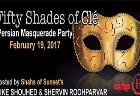 Clé's Persian Masquerade Party in Houston, Hosted by Shahs of Sunset