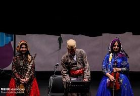 به روایت تصویر: حضور پر رنگ و رنگارنگ بانوان موسیقیدان در اختتامیه جشنواره موسیقی فجر علیرغم فشارها