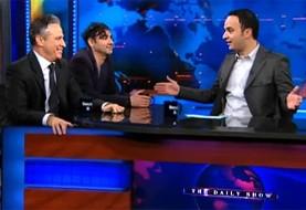 سخنرانی کامبیز حسینی: طنز سیاسی در تلویزیون