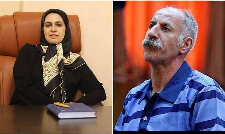زینب طاهری، وکیل محمد ثلاث، بازداشت شده است؟!