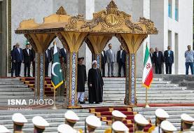 حسن روحانی و عمران خان بر سر تشکیل نیروی مرزی توافق کردند