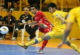 حسنزاده بهترین بازیکن فوتسال آسیا شد؟